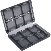 24 in 1 Game Card Case Box Card Holder For Nintendo 3DS 3DS XL NDSI 3DSLL Games Cartridge  L3FE