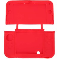 Durable Games Console Cases Silicone Gel Rubber Protective Shell Case Cover Skin for New Nintendo 3DSXL/LL