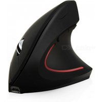 Ergonomic Design Wireless Vertical Mouse for Office Staff Games Lover