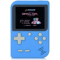 Mini Handheld Game Console, 8Bit 2.8 Inches Color LCD Game Player w/ Built-in 168 Games