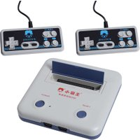TV Video Game Console 8 Bit Games Entertainment Game Console + two Handle Control Game Kids Child Gift